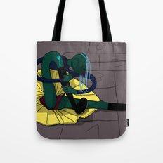 Un Grito de Dolor Tote Bag