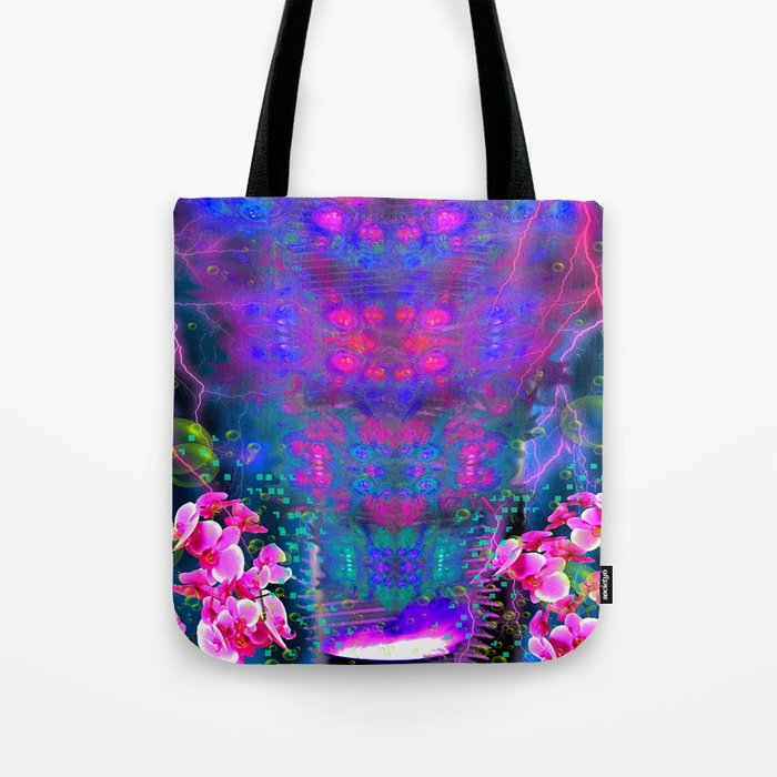 Witch Passion Brew Tote Bag By Discordantdreams