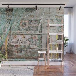 Escenario. Wall Mural