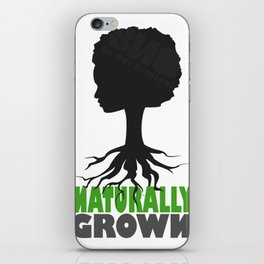 naturally grown iPhone Skin