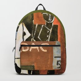 Painting - Joaquin Torres Garcia Backpack
