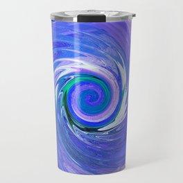 Abstract Mandala 282 Travel Mug