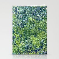 moss Stationery Cards featuring Moss by Scarlet