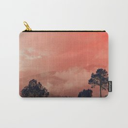 Himalayas Under a Pink Sky Carry-All Pouch