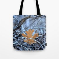introvert Tote Bags featuring introvert by Lisa Carpenter