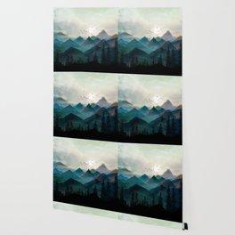 Mountain Sunrise II Wallpaper