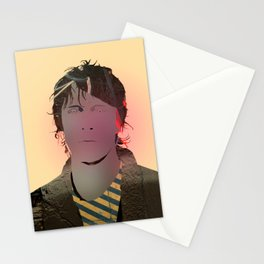 J Spaceman Portrait 04 Stationery Cards