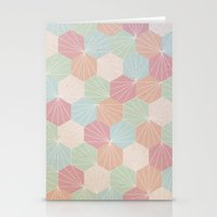 pastel Stationery Cards featuring Pastel by According to Panda