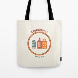 Välkommen till Stockholm! Tote Bag