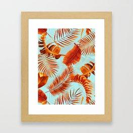 Summer Botanical Garden XIV Framed Art Print