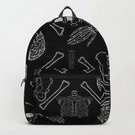 band of skulls - negative Backpack