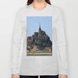 MontSt.Michel_20180701_by_JAMFoto Long Sleeve T-shirt