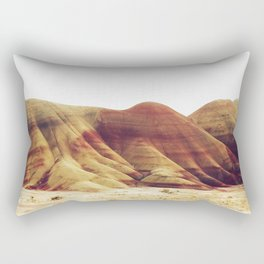 Oregon Painted Hills Rectangular Pillow