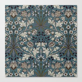 "William Morris ""Hyacinth"" 3. Canvas Print"