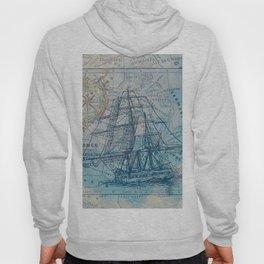 Clipper Ship Hoody