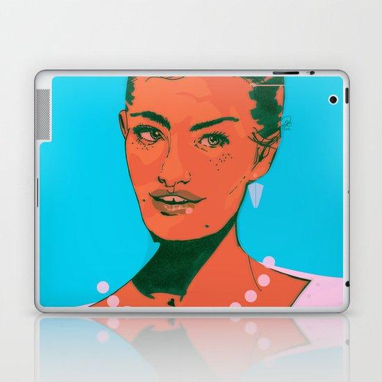 Here I Am Laptop & iPad Skin