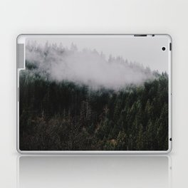 Forest Fog IV Laptop & iPad Skin