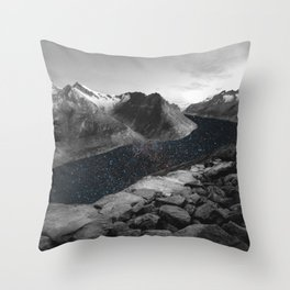 Space Between Us Throw Pillow
