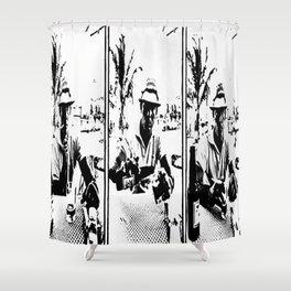 Hunter S. II Shower Curtain