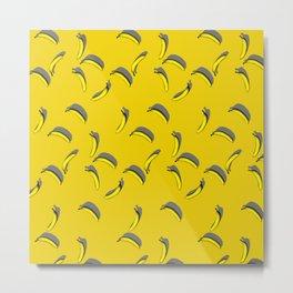 Banana power ! Metal Print