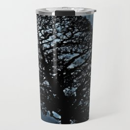 Tree. A simple tree. Travel Mug
