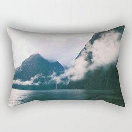 Milford Sound Rectangular Pillow