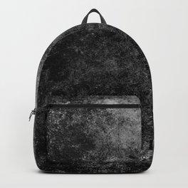 Grunge Gray Backpack