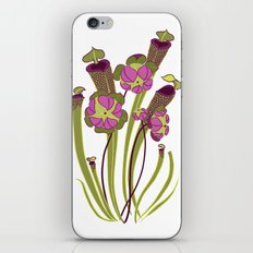 Pitcher Plant iPhone & iPod Skin