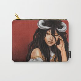 Albedo Overlord Carry-All Pouch