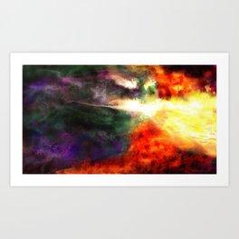 Spirit of Dragon Art Print