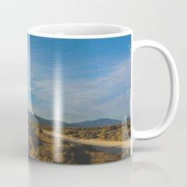 Los Angeles Aqueduct - Pacific Crest Trail, California Coffee Mug