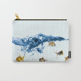 Keep swiming Carry-All Pouch