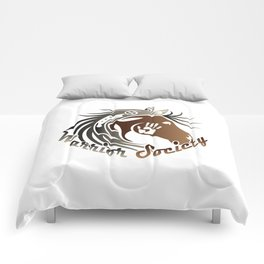 Warrior Society (Horse) Comforters