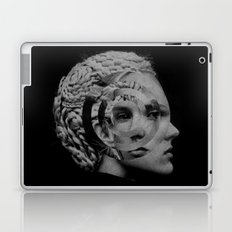 B/W Laptop & iPad Skin