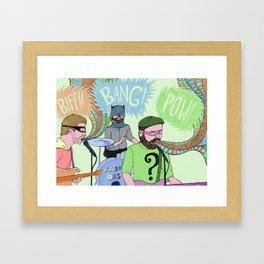 Fair Ohs Framed Art Print