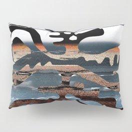 buried symbol Pillow Sham