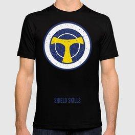 Taskmaster - Shield Skills T-shirt
