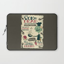 The Wok In Dead (v.2) Laptop Sleeve