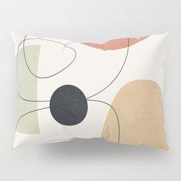 Minimal Shapes No.51 Pillow Sham