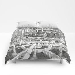 Frackpool 01 Comforters