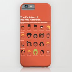 The Evolution Of Hip-Hop Hairstyles iPhone 6s Slim Case