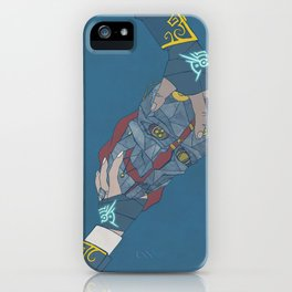 Our Time iPhone Case