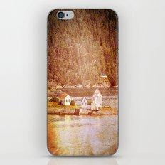 Landscape Vintage  iPhone & iPod Skin