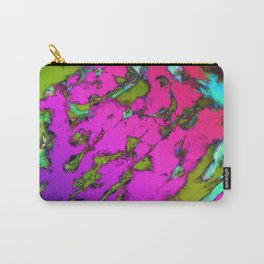 Shattering pink tigers Carry-All Pouch