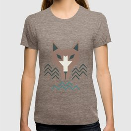 The Wolf For The Trees T-shirt