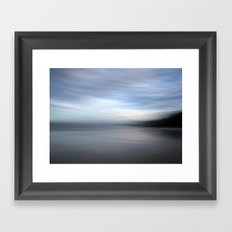 Southerly Framed Art Print