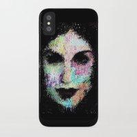 cassandra jean iPhone & iPod Cases featuring Cassandra by brett66