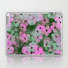Floral Passion Laptop & iPad Skin