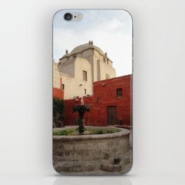 Santa Catalina Convent, Arequipa Peru iPhone Skin