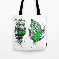 Greenish Tote Bag